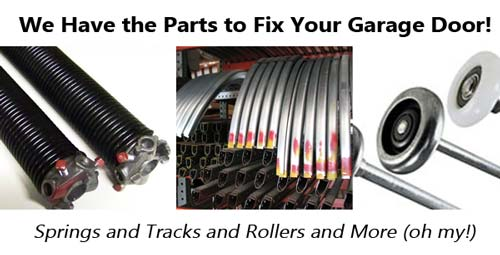 Tucson garage door parts and service