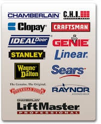 Servicing all brands of garage doors and openers