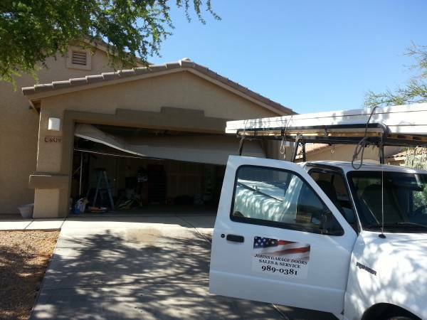 Etonnant Garage Door Repair Tucson