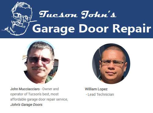 John's Garage Doors hires new lead repair technician Will Lopez